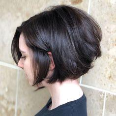 Very Short Bob Hairstyles, Bob Haircuts For Women, Short Bob Haircuts, Medium Hairstyles, Curly Hairstyles, Wedding Hairstyles, Hairstyles Videos, Trendy Hairstyles, Short Hair Cuts