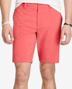Polo Ralph Lauren Men's Big & Tall All-Day Beach Trunks - Pink 44B