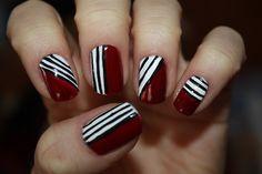 Severe Cruella Stripes