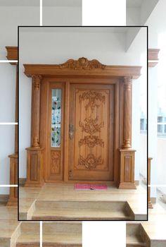 extraordinary cool door home design 1 - kinal. House Main Door Design, Home Door Design, Wooden Front Door Design, Double Door Design, Pooja Room Door Design, Door Gate Design, Wooden Front Doors, Door Design Interior, Interior Doors