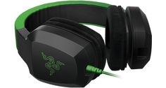 Razer Electra Gaming headphones:)