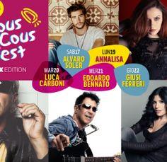 Soler, Annalisa, Carboni, Bennato e Ferreri in concerto gratuito