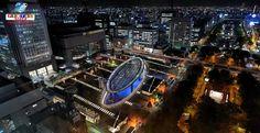 Em enquete sobre as belezas das grandes cidades japonesas, Nagoia ficou em último lugar. Veja o ranking.
