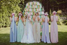 FlorDeLuxe ❤️ Svadobné výzdoby, kvety a tlačoviny   Mojasvadba.sk Bridesmaid Dresses, Wedding Dresses, Blog, Diy, Fashion, Pictures, Bridesmade Dresses, Bride Dresses, Moda