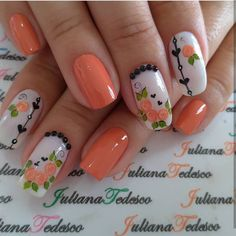 Reasons Why People Love Nail Art Nail Art Set, Nail Polish Art, Cool Nail Art, 3d Nail Art, Acrylic Nail Supplies, Acrylic Nail Art, French Manicure Nails, Manicure E Pedicure, Nail Art Rhinestones