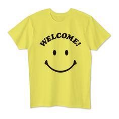 WELCOME   デザインTシャツ通販 T-SHIRTS TRINITY(Tシャツトリニティ)