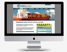 """Check out new work on my @Behance portfolio: """"Global Transol Website Design"""" http://be.net/gallery/52297287/Global-Transol-Website-Design"""