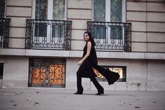 Editorial fotografado em Paris por Renato Milani - Look Elie Saab
