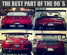 Surely the best part of the 90's! www.teamimports.com www.facebook.com/365CarMods