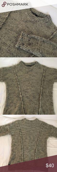 OBEY Osbourne Crew Neck Sweater Size Medium OBEY Osbourne Crew Neck Sweater Size Medium (74% Acrylic, 18% Wool, 5% Alpac, 3% Polyester) • Gently Loved Obey Sweaters Crew & Scoop Necks