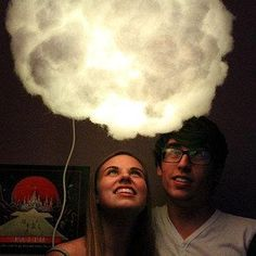 nice A fluffy, color-changing cloud light for fairies who prefer to spend their days ... by http://www.danaz-home-decor-ideas.top/home-decor-accessories/a-fluffy-color-changing-cloud-light-for-fairies-who-prefer-to-spend-their-days/