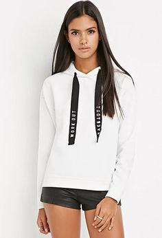Workout Everyday Hoodie | LOVE21 | #f21contemporary
