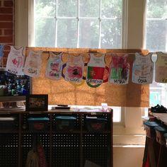 Our Olympic shirts!!! Preschool