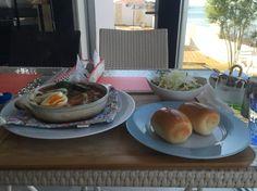 彦根、まるでカフェのビーフシチューランチ