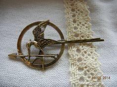 Hunger Games Inspired Bobby Pin, Mockingjay