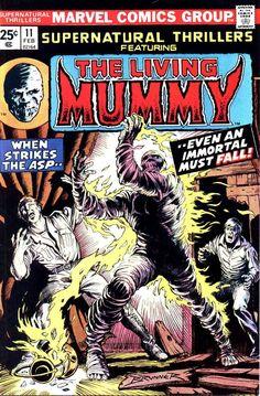Supernatural Thrillers 11 - Brunner Cover