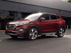 2017 Hyundai Tucson Deals, Prices, Incentives & Leases, Overview - CarsDirect