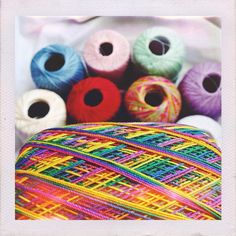 Summer Inspiration! #thread #crochetlove #crafts #crochetersofinstagram #diy #handmade #craftastherapy #inspiration by thedreamcrochet