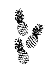 Pineapple Print - Catalina Creative