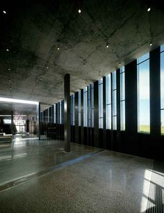 Giants Causeway Visitor centre antrim museum north ireland plans architecture - Buscar con Google