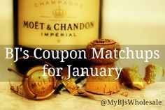 BJ's Coupon Matchups Through February 3, 2013 via MyBJsWholesale.com