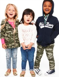 Fall prints and patterns they'll love to show off. | Old Navy