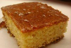 GIAOYRTOPITA Cookbook Recipes, Cooking Recipes, Greek Cake, Greek Sweets, Vegan Cake, Greek Recipes, How To Make Cake, Cooking Time, Cornbread