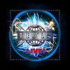 Tesla - Mechanical Resonance Live! - CD