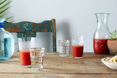 Sangrita and Tequila Shot, a recipe on Food52