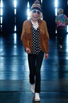 2016年春夏メンズコレクション - サンローラン(SAINT LAURENT)ランウェイ|コレクション(ファッションショー)|VOGUE