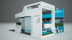 SVERDRUP STEEL exhibition stand (Norway ) on Behance