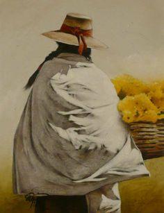 Basket of Flowers International Artist, Flower Basket, Flowers, Painting, Painting Art, Paintings, Paint, Draw, Royal Icing Flowers