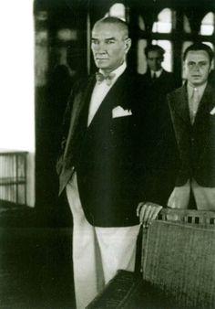 Atatürk'ün Savarona Yatı'nda İlk Günü. (1 Haziran 1938) | MustafaKemâlim