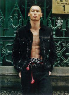 Versace black jacket