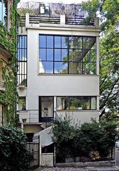 """Villa Ozenfant, Paris, 14th district, near Parc Montsouris"" https://sumally.com/p/297397?object_id=ref%3AkwHOAAIpmoGhcM4ABIm1%3ALg3S"