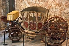 Berlinda, um tipo de carruagem. Este exemplar é do século XVIII ou XIX. by Laeti Imagens, via Flickr