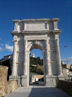 Arco de Trajano ~ Ancona, Italy