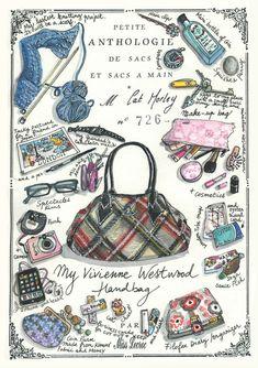 Miss Lecroc Anthologie De Sacs