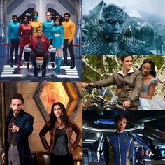 The @costumeawards are next week! Check out these incredible nominees: Excellence in Sci-Fi/Fantasy Television Black Mirror: USS Callister  Maja Meschede Game of Thrones  Michele Clapton Once Upon a Time  Eduardo Castro Dan Lester Sleepy Hollow  Mairi Chisholm Star Trek: Discovery  Gersha Phillips