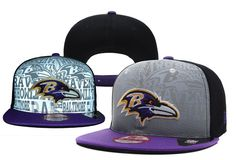 NFL BALTIMORE RENS SNAPBACKS 2014 NFL Draft 9FIFTY  Highly Reflective Surface Snapback Caps