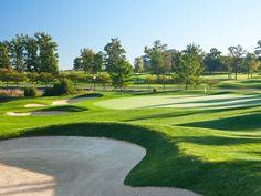 The Golf Club at Lansdowne, Lansdowne VA ~ Robert Trent Jones, Jr. (home course)