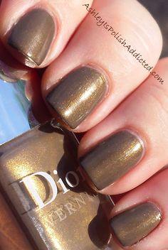 Dior 'Exquis' Dior Nail Polish, Dior Nails, Beauty, Dior Nail Glow, Cosmetology