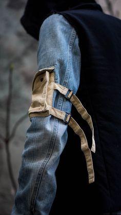 ZOOM#details#sleeves#pocket#elbows
