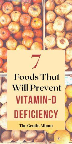Vitamin D Rich Food, Vitamin D Foods, Good Healthy Recipes, Healthy Treats, Healthy Food, Nutrition Tips, Health And Nutrition, Nature Made Vitamins, Vitamin D Deficiency