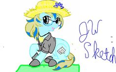 This is me as a pony!