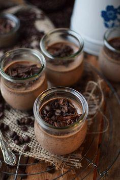 Eiskaffe Panna Cotta - Schoko Kaffee Panna Cotta - Chocolate Coffee Panna Cotta (13)