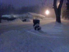 Snow storm, Jan26,2014