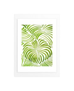 """""""Minted Forest"""" - Art Print by Deborah Velasquez in beautiful frame options and a variety of sizes."""