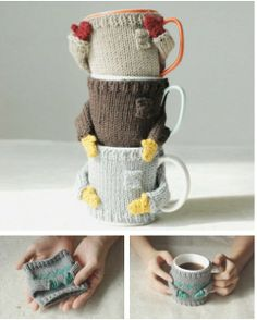 cute sweater for your cup :)