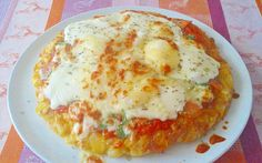 Torti-Pizza